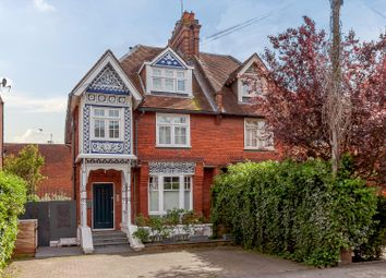 Thumbnail 4 bed semi-detached house for sale in Queen Street, Henley-On-Thames, Oxfordshire