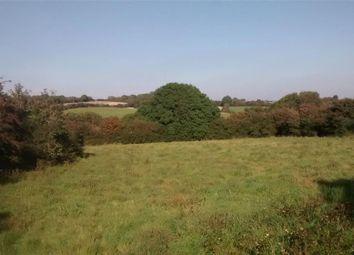 Land for sale in Land At Denant, Dreenhill, Haverfordwest SA62