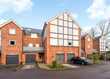 Thumbnail 4 bedroom terraced house for sale in The Larches, Warford Park, Faulkners Lane, Mobberley