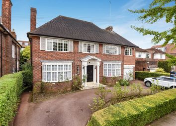 Thumbnail 5 bed detached house for sale in Norrice Lea, London