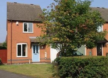Thumbnail 2 bed detached house to rent in Broadfield Way, Countesthorpe, Leicester