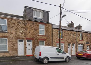 Thumbnail 3 bed terraced house for sale in West Parade, Consett