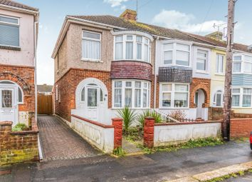 Thumbnail 3 bedroom end terrace house to rent in Virginia Park Road, Gosport