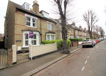 Thumbnail 3 bed semi-detached house for sale in Avenue Road, Brentford