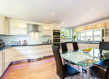 Thumbnail 5 bed detached house for sale in Clay Hill, Beenham, Reading