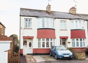 Thumbnail 3 bed end terrace house for sale in Western Road, Leigh-On-Sea