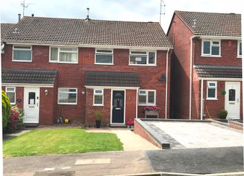 Thumbnail 3 bed end terrace house for sale in Runnymede Road, Yeovil