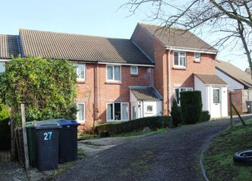 Thumbnail 1 bed terraced house for sale in Bremeridge Road, Westbury