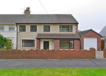 Thumbnail 4 bed semi-detached house for sale in 28 Hollins Close, Whitehaven, Cumbria