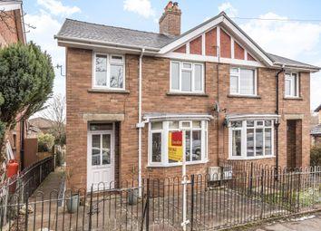 Thumbnail 3 bed semi-detached house for sale in Dyffryn Road, Llandrindod Wells
