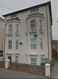 Thumbnail 1 bedroom flat to rent in Cheriton Road, Folkestone
