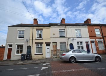 Thumbnail 2 bedroom terraced house to rent in Bruce Street, West End, Leicester