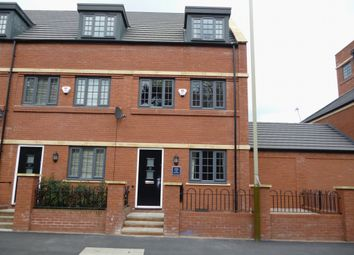 Thumbnail 3 bed terraced house to rent in Abbey Park Road, Leicester