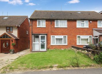 Thumbnail 3 bed semi-detached house for sale in Denchers Plat, Crawley