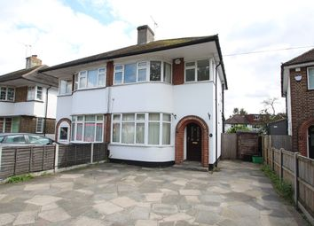Thumbnail 3 bed semi-detached house to rent in Tudor Way, Petts Wood, Orpington