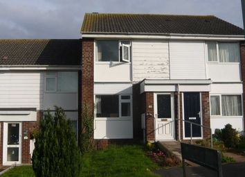 Thumbnail 2 bed terraced house for sale in Willoughby Close, Exmouth