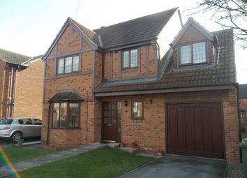 Thumbnail 4 bed detached house to rent in Linton Close, Westwoodside, Doncaster
