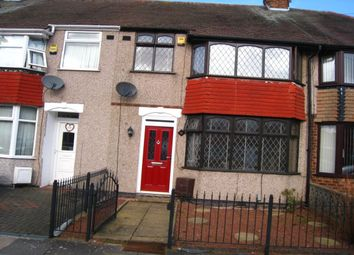 Thumbnail 3 bedroom terraced house for sale in Romford Road, Holbrooks, Coventry