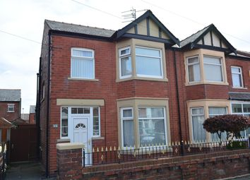 Thumbnail 3 bed semi-detached house for sale in Kingston Avenue, South Shore, Blackpool