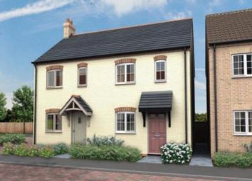 Thumbnail 2 bed semi-detached house for sale in The Grange, Off Heath Road, Scothern, Lincolnshire