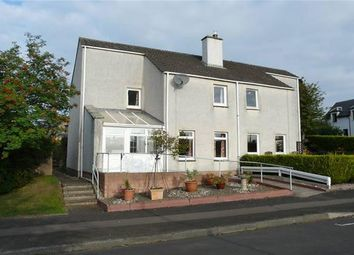 Thumbnail 2 bed semi-detached house to rent in Rushbank, 7, Melrose, Scottish Borders