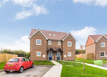 Thumbnail 3 bedroom semi-detached house for sale in The Orchards, Ringmer, Nr Lewes, East Sussex