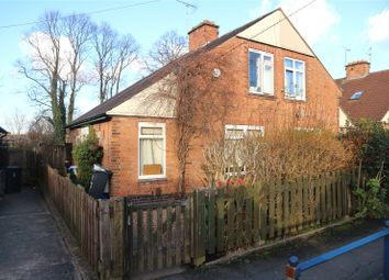 Thumbnail 2 bed semi-detached bungalow for sale in Herrick Road, Leicester