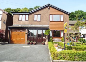 Thumbnail 5 bed detached house for sale in Burnside, Edenfield, Greater Manchester