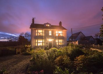 Thumbnail 6 bed detached house for sale in Capel Bangor, Aberystwyth