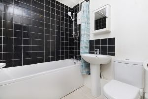 Thumbnail 1 bedroom flat to rent in Beacon Gate, London