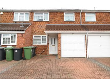 Thumbnail 3 bed terraced house to rent in Amos Jacques Road, Bedworth