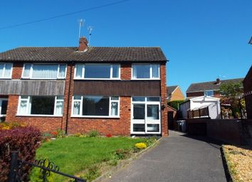 Thumbnail 3 bed semi-detached house to rent in Birchin Lane, Nantwich