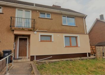 Thumbnail 2 bed flat for sale in Aneurin Avenue, Newport