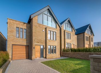Thumbnail 5 bed detached house for sale in Crowthorn Road, Edgworth, Bolton, Lancashire