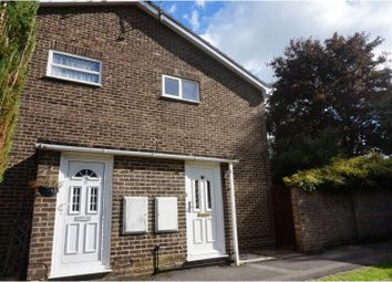 Thumbnail 1 bed terraced house to rent in Thistledown Close, Gillingham