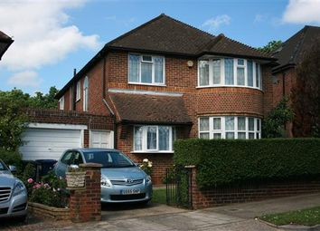 Thumbnail 5 bed detached house for sale in Michleham Down, Woodside Park, London