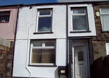 Thumbnail 2 bedroom property to rent in William Street, Ystrad, Pentre