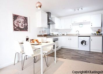 Thumbnail 2 bed flat to rent in Spinner House, 1A Elmira Way, Salford