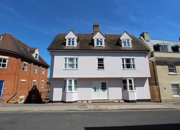 Thumbnail 2 bed flat for sale in Nunns Road, Colchester