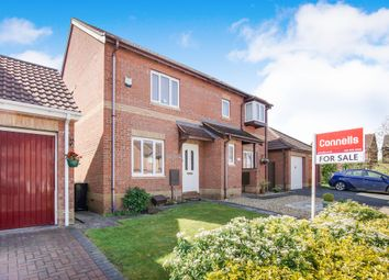 Thumbnail 2 bed semi-detached house for sale in Meadgate, Emersons Green, Bristol