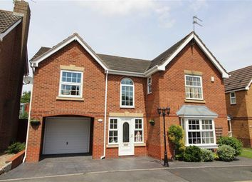 Thumbnail 4 bedroom detached house for sale in Sulgrave Close, Earls Keep, Dudley