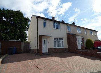 Thumbnail 2 bed end terrace house for sale in Hartshorne Road, Littleover, Derby
