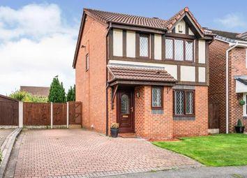 Thumbnail 3 bed detached house for sale in Tunbridge Close, Great Sankey, Warrington, Cheshire