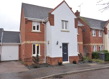 Thumbnail 4 bed detached house for sale in Stanley Rise, Chelmsford