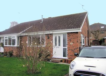 Thumbnail 2 bed bungalow to rent in Wold View, South Cave