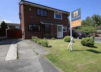 Thumbnail 2 bed semi-detached house to rent in Sovereign Close, Murdishaw, Runcorn