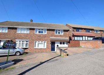 Thumbnail 5 bed semi-detached house for sale in Abbotts Drive, Stanford-Le-Hope, Essex