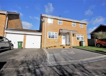 Thumbnail 3 bed semi-detached house for sale in Monarch Close, Locks Heath, Southampton