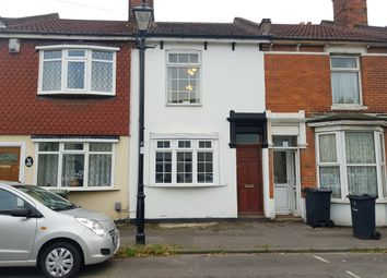 Thumbnail 2 bedroom terraced house for sale in Priory Road, Gosport