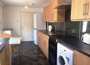 Thumbnail 5 bed terraced house to rent in Priory Road, Exeter